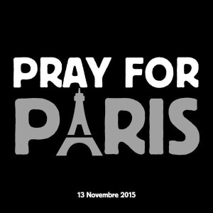 Paris pray
